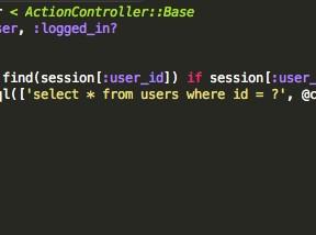 RailsでSQLを使う