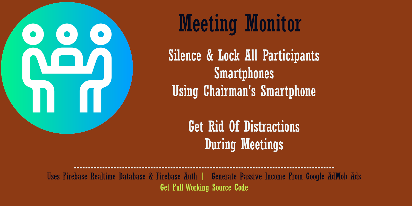 Meeting Monitor-Get Rid Of Distractions During Meetings