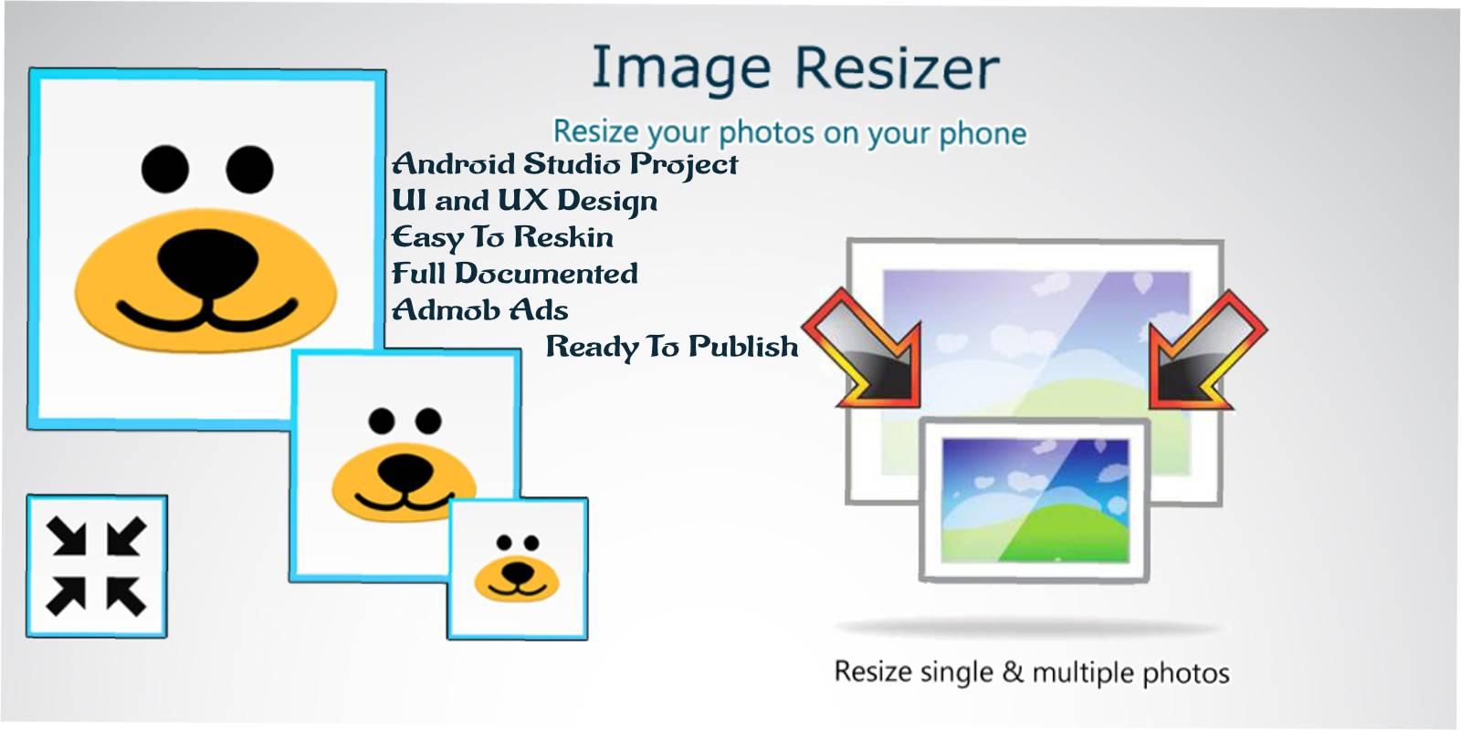 Image Resize App