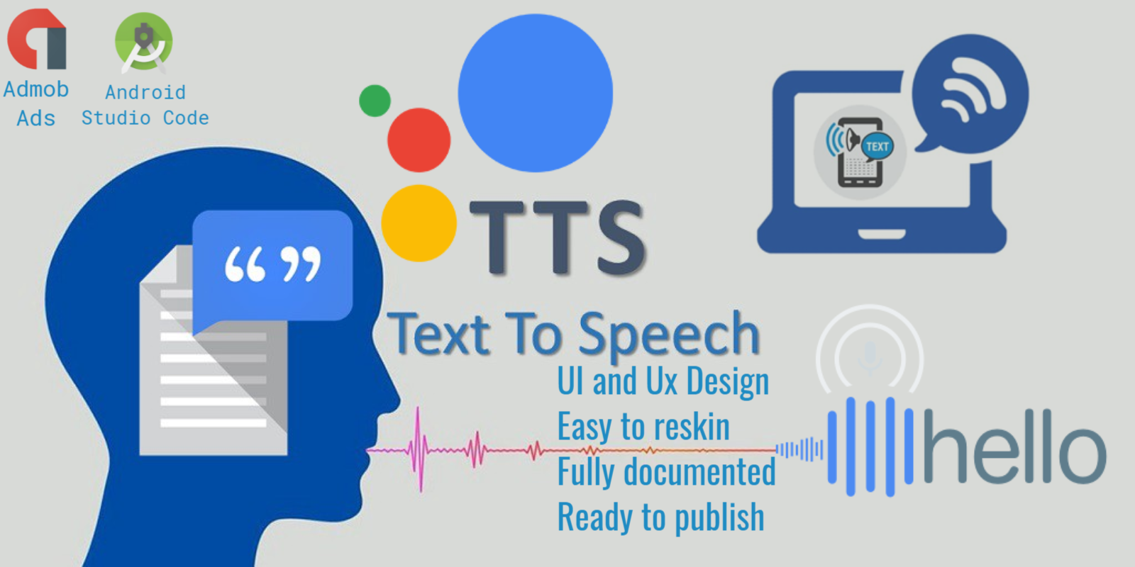 Speech to text-Text to speech app