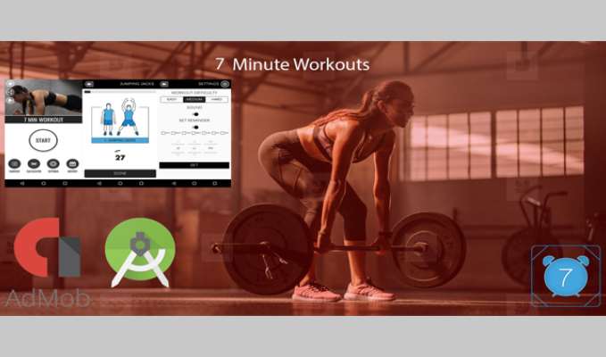 7 Minutes Workout - Android Source Code