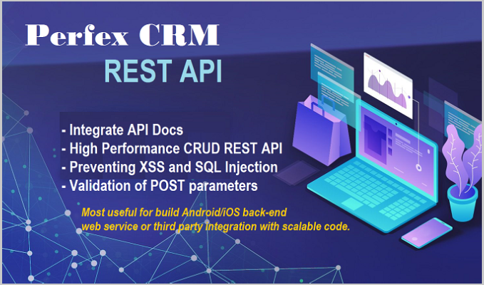 Perfex CRM Rest API