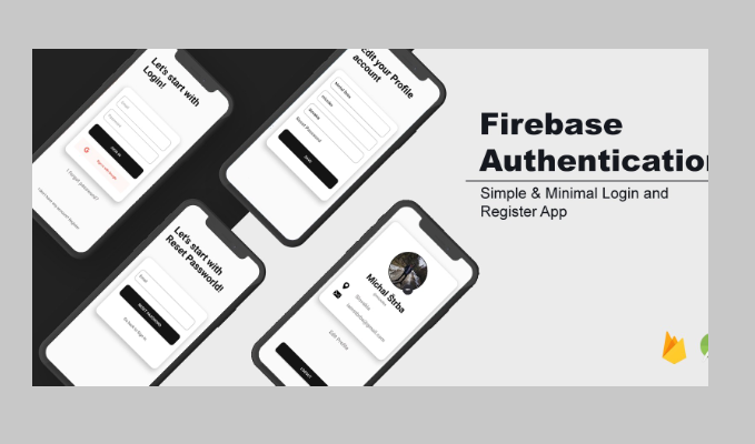 Firebase Authentication Android Studio Project
