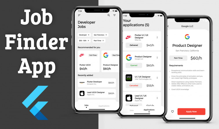 Best Flutter source code available