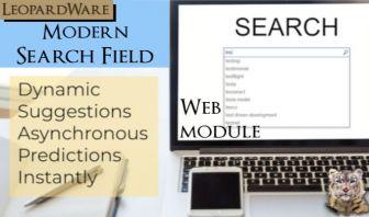 Web Search Box
