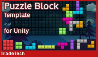 Puzzle Block - Game Template