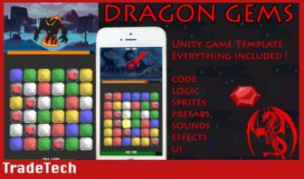 Dragon Gems - Unity Game Template