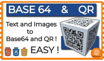 Base64 and QR Converter