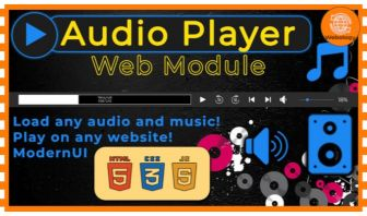 Audio Player - Web Module